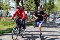 Zahájení cyklistické sezony v Přerově