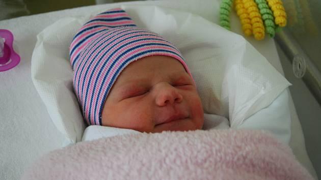 Prvním miminkem, které se narodilo v roce 2020 v přerovské porodnici, je malá Terezka. Šťastnou maminkou, která ji přivedla na svět, je Martina Stiskálková z Nových Dvorů u Lipníku nad Bečvou.