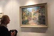 Století Přerovska ve výtvarném umění. Tak se jmenuje výstava na dvou místech - v Galerii města Přerova na Horním náměstí a ve Výstavní síni Pasáž