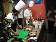 Desátý ročník soutěže Moravský kuchař