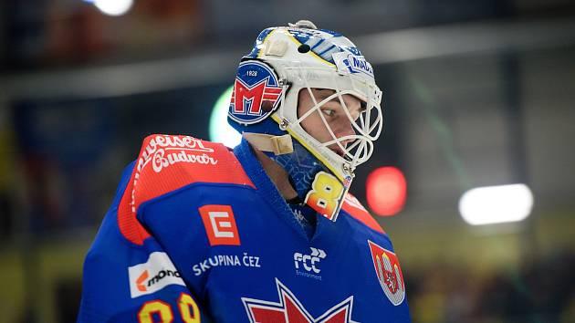 Hokejisté Přerova v krásné bitvě porazili České Budějovice 4:2. Milan Klouček