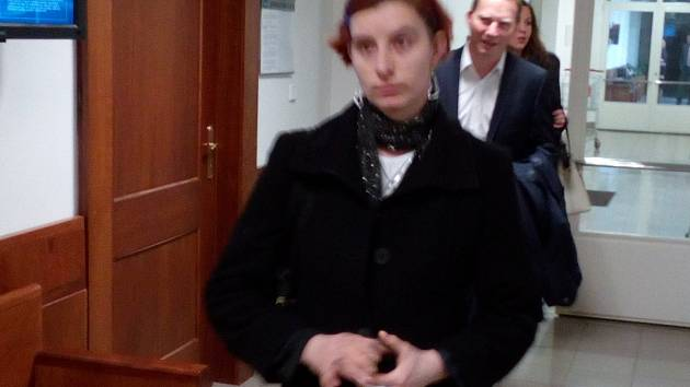 Lenka Hazerová u Vrchního soudu Olomouci