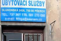 Sociální ubytovna v Přerově. Ilustrační foto
