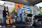 Jarní prolog Československého jazzového festivalu v Přerově si užili posluchači, kteří zavítali v sobotu večer do Městského domu v Přerově. Kvůli letošnímu jubileu festivalu se během dne konaly také koncerty na venkovní scéně.