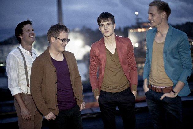 Třinecká indie-popová kapela Charlie Straight