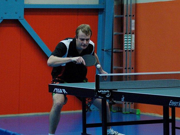 Stolní tenisté SK Přerov