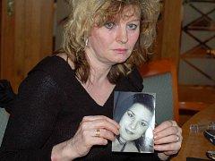 Jana Švejdová, matka dívky z Přerova, kterou zabil metanol