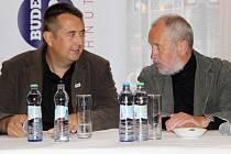 Povedou Přerov už jen spolu: lídr ANO Petr Vrána a primátor Vladimír Puchalský (SpP)