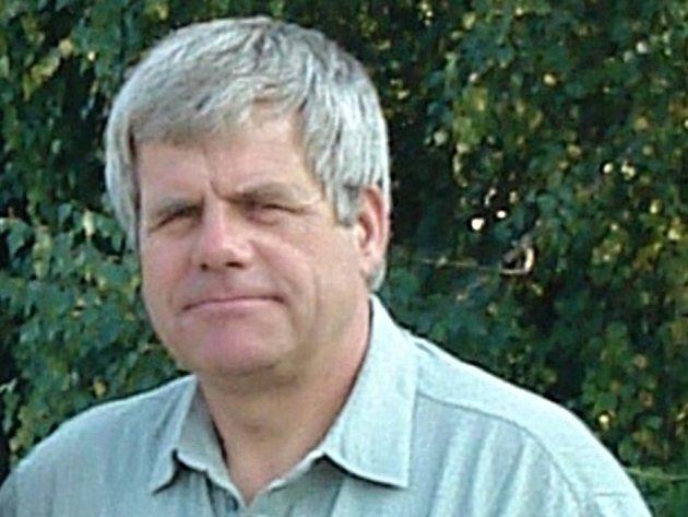 Lubomír Michálek, starosta obce Čechy