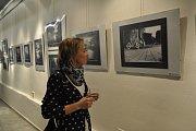 Dva polští fotografové Grzegorz Sidorowicz a Krzysztof Jędrzejczyk představili svou tvorbu v Galerii města Přerova