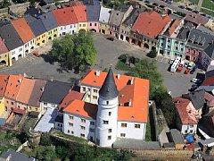 Horní náměstí v Přerově