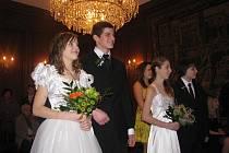 Svatba nanečisto v Tovačovském zámku