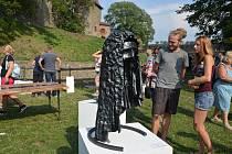 Celosvětové setkání uměleckých kovářů Hefaiston na hradě Helfštýn