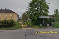 Hasiči získali bezúplatně pozemky pro novou požární stanici v Přerově. Nacházet se má v místní části Újezdec.