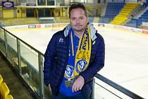 Jednatel HC Zubr Přerov Tomáš Pluháček