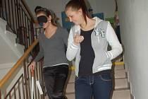 Dvě organizace pro nevidomé a slabozraké hostily v Přerově den otevřených dveří.