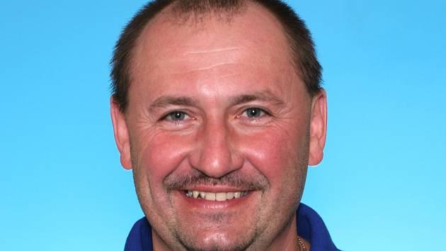 Petr Dočkal, nový trenér HC ZUBR Přerov