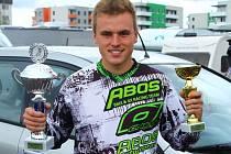 Biker z Lipníku nad Bečvou Tomáš Abendroth ovládl Českomoravský pohár.