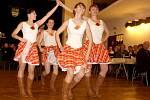 Obecní ples v Horní Moštěnici