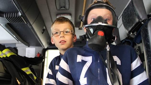 Den požární bezpečnosti v Přerově