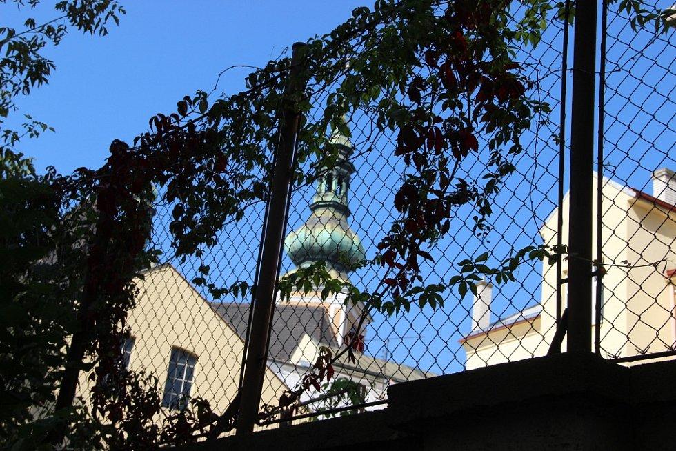 Na poetická a zapomenutá zákoutí dvorků některých domů v centru města chtějí letos nalákat návštěvníky Dnů evropského děditví v Přerově.