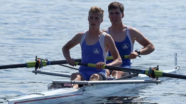 Přerovští veslaři uspěli na Mistrovství Moravy v Brně