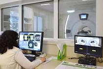 Magnetická rezonance v přerovské Nemocnici