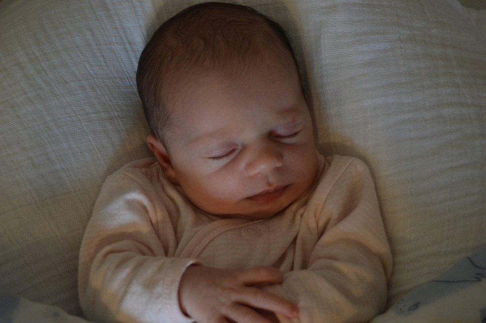Karolína Janovská, Dřevohostice, narozena  4. června 2020 v Přerově, míra 47 cm, váha 2900 g