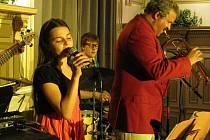 Jazz v Přerově. Ilustrační foto