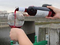 Koštování Svatomartinského vína v Přerově