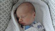 Matyáš Mikulík, Přerov, narozen dne 18. dubna vPřerově, míra 49 cm, váha 3078 g
