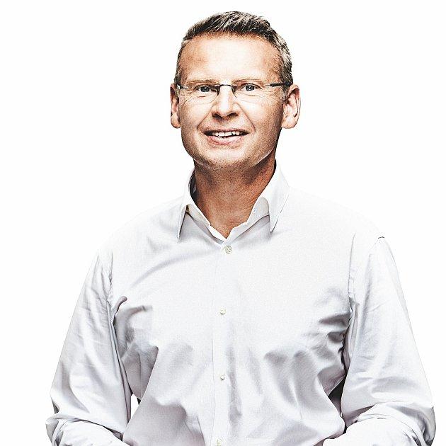 Lídr ANO 2011vPřerově Petr Měřínský