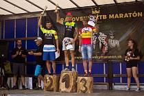 Přerovský cyklistka David Babiánek ovládl Slezský pohár amatérských cyklistů.