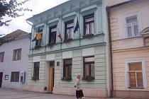 Budova přerovského magistrátu
