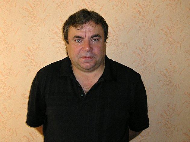 Jaroslav Kuchař, starosta obce Opatovice