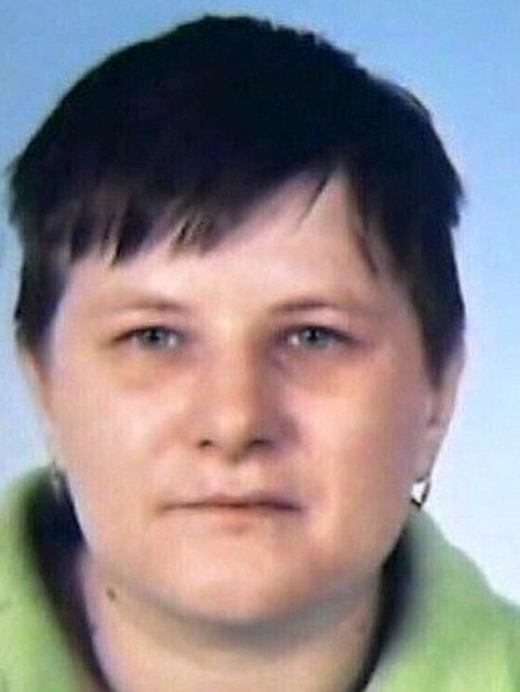 Pohřešovaná Petra Kovaříková
