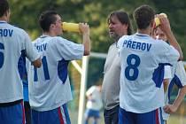 Fotbalisté 1.FC Viktorie Přerov