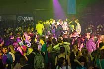 Obří diskotéka na přerovském výstavišti