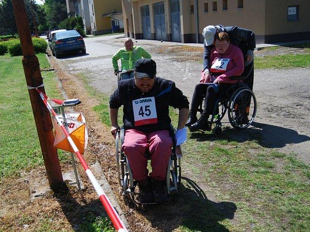 Téměř devadesát závodníků se účastnilo orientačního běhu v Přerově