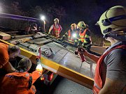 Tragická nehoda u Krčmaně - 7. 6. 2019