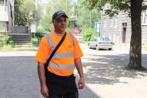 Romský asistent v Přerově