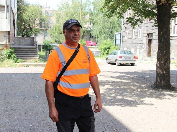 Romský asistent vPřerově
