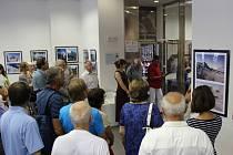 Výstava přerovských fotografů v Pasáži
