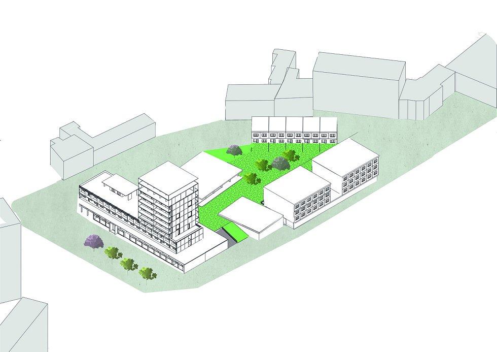 Hotel Strojař inspiroval architekta Karla Goláně, který navrhl ve své diplomové práci jeho dekonstrukci a recyklaci