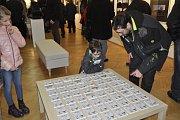 Slavnostní vernisáž otevřela novou výstavu Příběhy hradů