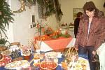 Vánoční výstava v Beňově
