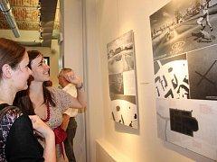 Návrhy budoucí podoby archeologicky významné lokalita Na Marku jsou k vidění v Galerie města Přerova