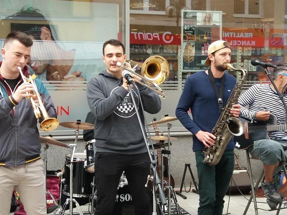 Den sousedů ve Wilsonově ulici v Přerově