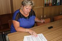 Ivana Zahradníková potvrzuje, že návštěvní řád pomohl zklidnit situaci na přerovském koupališti.