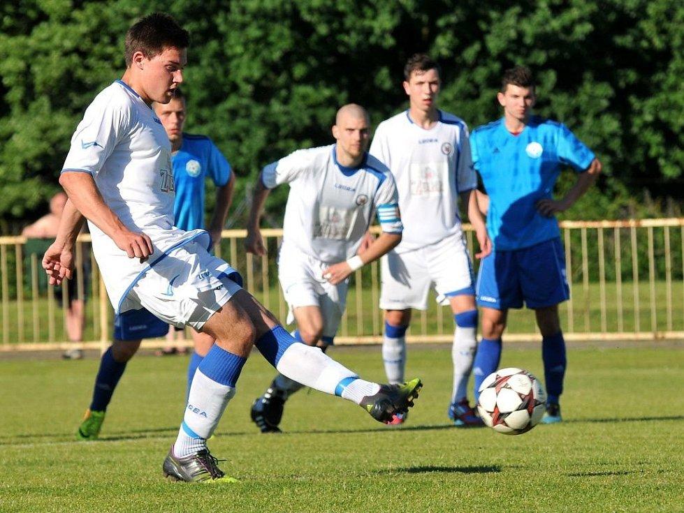 1.FC Viktorie Přerov – TJ Sokol Určice